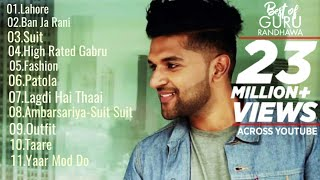Video Best of Guru Randhawa | Guru Randhawa Jukebox | All Time Best of Guru Randhawa MP3, 3GP, MP4, WEBM, AVI, FLV April 2018