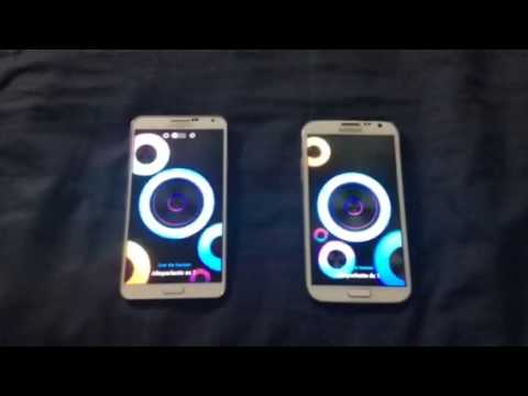 Funzionalità Group Play... Sync The Music With Galaxy Note