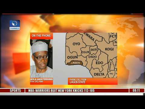 Nigeria - US Relations: Why Nigerians Sent Back At US Port Of Entry - Fmr DG, NIIA