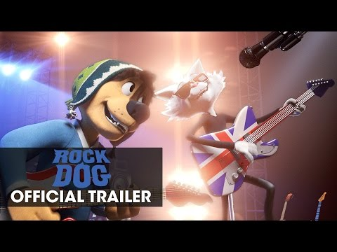 Rock Dog (Trailer)