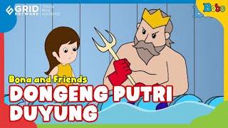 Video Dongeng Putri Duyung Kecil dan Raja Duyung - Bona and Friends MP3, 3GP, MP4, WEBM, AVI, FLV Juni 2019