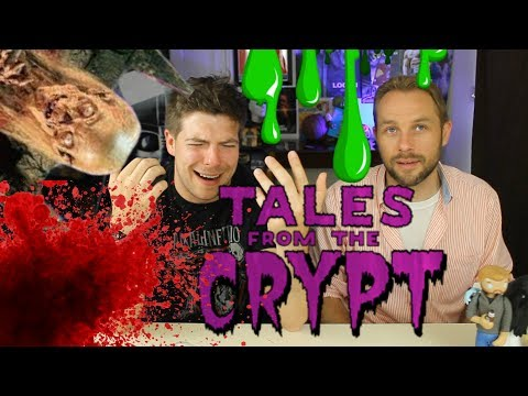 "TALES FROM THE CRYPT Review Season 1 Episode 3 ""DIG THAT CAT...HE'S REAL GONE"" REVIEW"