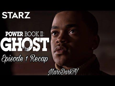 POWER BOOK II: GHOST EPISODE 1 RECAP!!!