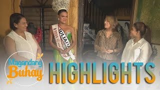 Video Magandang Buhay: Meet the person behind Juliana's gowns MP3, 3GP, MP4, WEBM, AVI, FLV September 2018