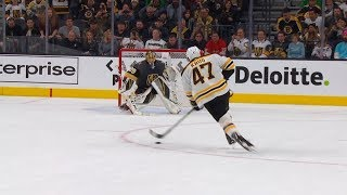 Bruins and Golden Knights take it to a shootout by NHL