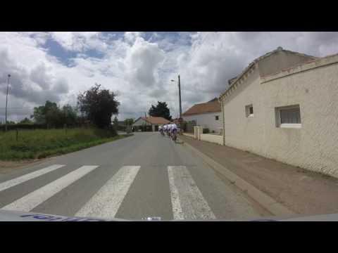 CLM Thorigny 2017 - cadets - vidéo 2