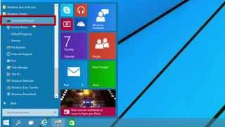 This tutorial provides an overview of Windows 10 Technical Preview from Microsoft, and some of it's new features.Select Here For An Updated Version Of This Tutorial https://youtu.be/FZqKyhfD7-E