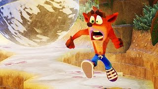 Video CRASH BANDICOOT Remastered 23 Minutes Gameplay PS4 2017 MP3, 3GP, MP4, WEBM, AVI, FLV Mei 2017