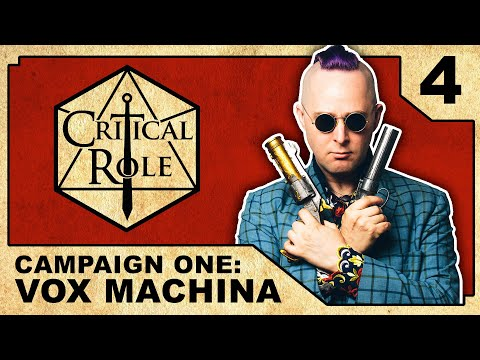 Attack on the Duergar Warcamp - Critical Role RPG Show: Episode 4