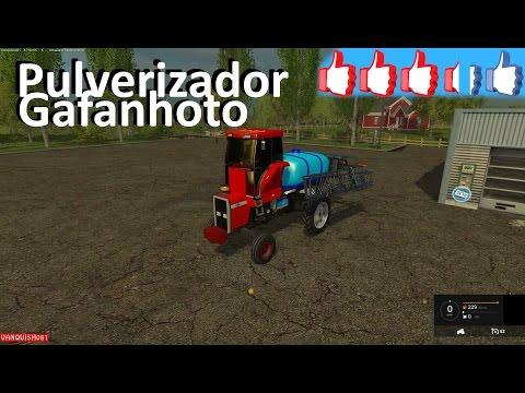 PULVERIZADOR GAFANHOTO v1.0