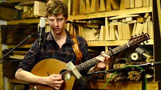 Jon Doran playing Axe Bouzouki