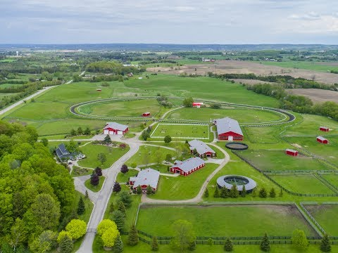 Click to watch videos of country homes for sale and luxury real estate including horse farms and property in the Caledon and King City areas near Toronto