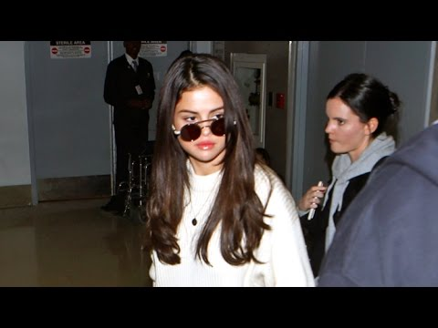 Selena Gomez Returns Home After Rehab Stint, Asked If She Has Advice For Kanye West