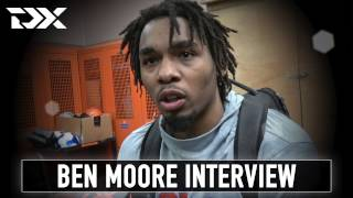 Ben Moore Interview at the 2017 Portsmouth Invitational Tournament