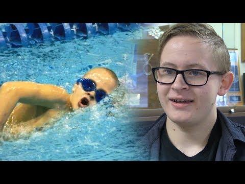 Splash - The Story of LPHS Swimmer Prestin Butcher
