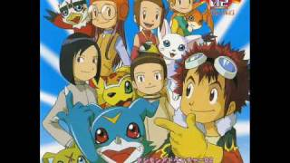 Digimon 02 Evolution Theme - Break Up!