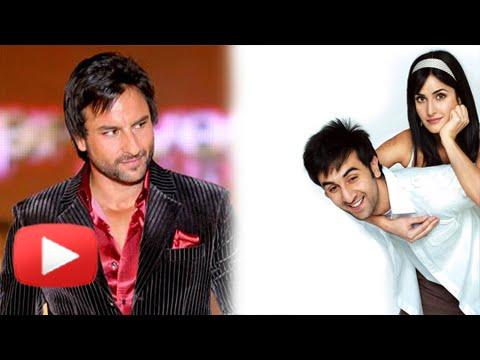 Ranbir Kapoor - Katrina Kaif Miss Saif Ali Khan's