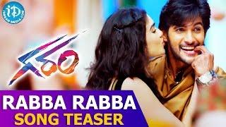 Rabba Rabbaa Song Lyrics Aadi - Garam