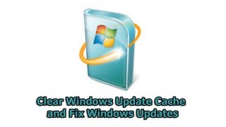 how to fix damaged windows cache