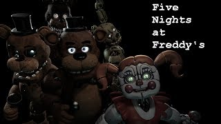 Five Nights at Freddys SFM Anniversary