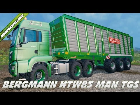 MAN TGS AGRAR SET v3.0