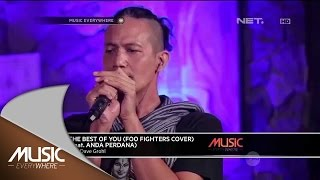 Foo Fighters - The Best of You (Kikan Feat Anda Cover)