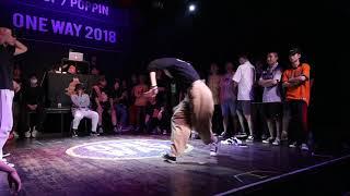Soul Bin & Goonies vs Yuns & Poppin Mett – ONEWAY Vol.1 Poppin Final