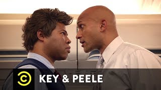 Key & Peele - Turbulence - Uncensored