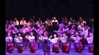 Hopak. Kalyna State Academic Folk Ensemble