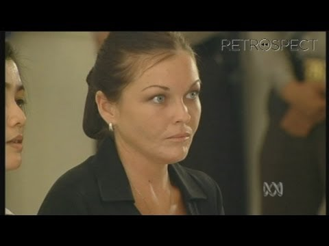 Dramatic scenes as Schapelle Corby learns of fate (2005)   ABC News