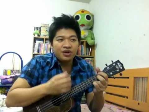 ละเมอโอ้ I miss you.(ukulele) cover by cake (видео)
