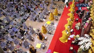 TRỰC TIẾP: Lễ Sám Hối tại chùa Giác Ngộ, ngày 05-06-2020