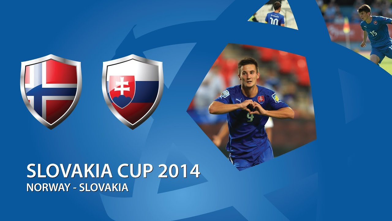 Slovakia Cup 2014: Norway – Slovakia (battle for 3rd place)