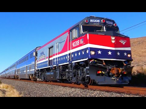 Trains, Stars and Stripes Forever 4th of July Music Video