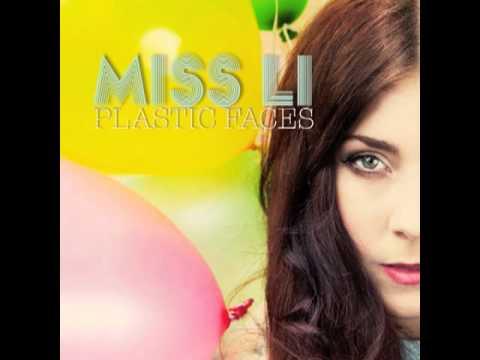 Tekst piosenki Miss Li - Plastic Faces po polsku