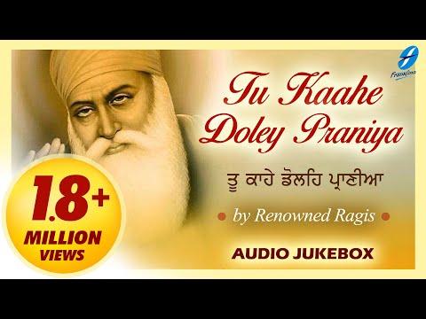 Tu Kaahe Doley Praniya - By Renowned Ragis - Shabad Gurbani Live Kirtan - Latest Shabads