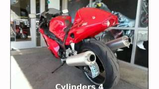 2. 2004 Suzuki Hayabusa 1300R Limited Edition Specification and Specs