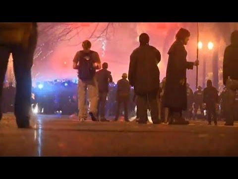 ΗΠΑ: Ταραχές σε διαδήλωση κατά του Τραμπ στο Πόρτλαντ
