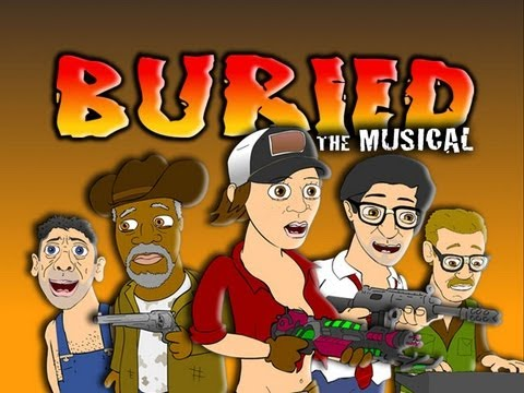 musicals - Download Song on iTunes: https://itunes.apple.com/us/album/buried-the-musical-single/id688102701 Video Game Musicals #8: BURIED THE MUSICAL Marlton, Misty, R...