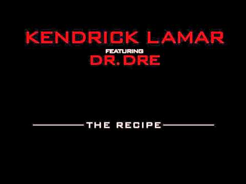 Kendrick Lamar - The Recipe (Instrumental) (Produced By Scoop Deville)