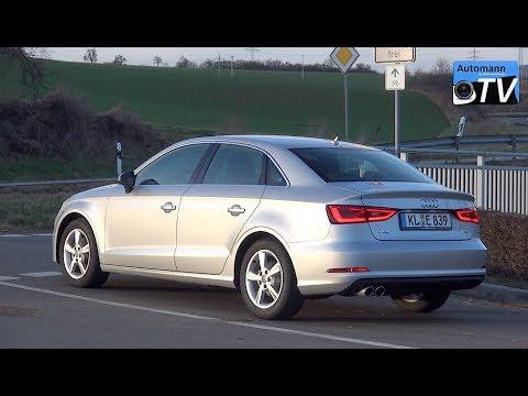 2014 Audi A3 Sedan 1.4 TFSI (140hp) – DRIVE & SOUND (1080p)