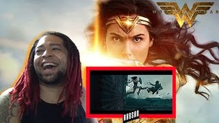 Video WONDER WOMAN – FINAL TRAILER - Rise of the Warrior | REACTION!! (PLEASE BE GOOD!!) MP3, 3GP, MP4, WEBM, AVI, FLV November 2017