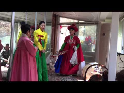Mysterious Shamanism and Moutain Spirit Ritual   Hippie Korea