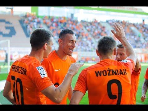 Wideo: KGHM Zagłębie Lubin - Pogoń Szczecin 3:0