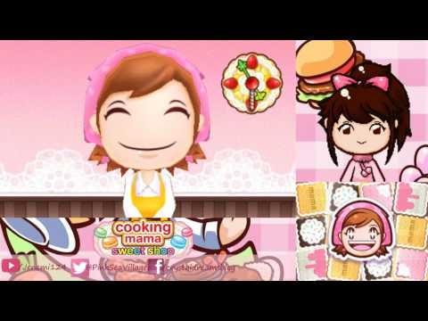 Cooking Mama: Sweet Shop - Just Starting~