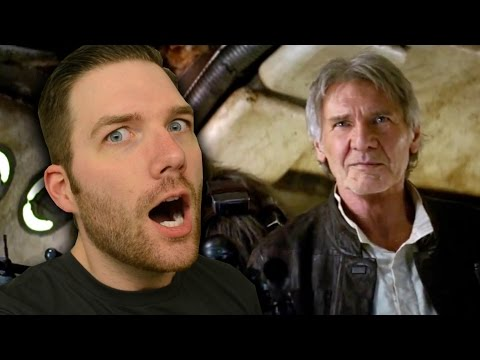 Star Wars: The Force Awakens Trailer Review @SWCA
