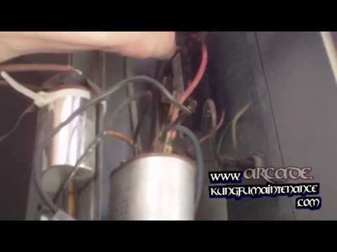 How To Fix Air Conditioner Wiring Fan Running But Compressor Not Starting