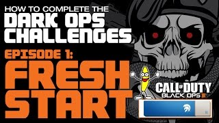 Episode #1 for my Dark Ops challenge series features what is arguably the easiest of the Dark Ops challenges. In fact, you don't really have to do much at al...