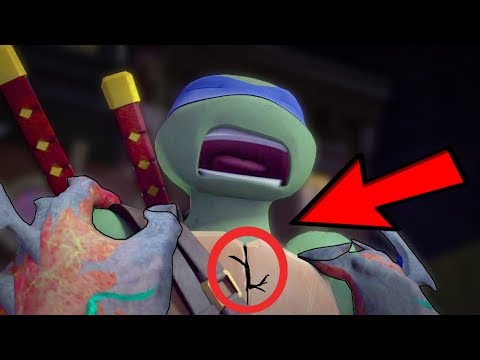 Teenage Mutant Ninja Turtles Legends - Part 105 - What Really cracked Leonardo's shell