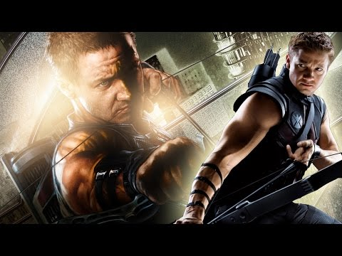 Jeremy Renner Talks Hawkeye's Marvel...